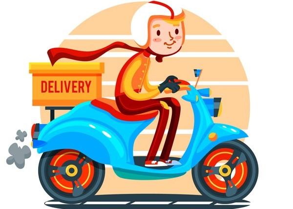 Làm Shipper là một cách kiếm tiền trong vòng một ngày nhanh