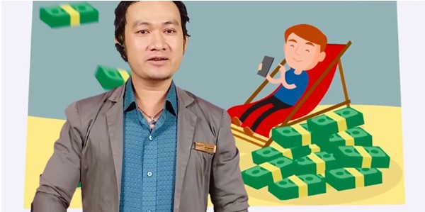 Giảng viên David Thanh