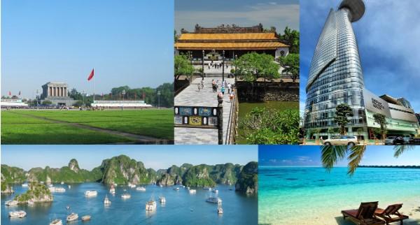 Giới thiệu về danh lam thắng cảnh của đất nước Việt Nam