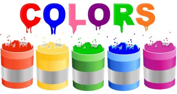 Bé học từ vựng tiếng Anh thông qua màu sắc rất hiệu quả