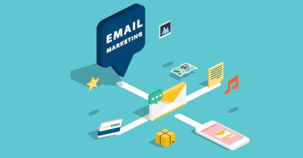 Xây dựng nội dung Email đa dạng tạo cảm giác phong phú cho khách hàng