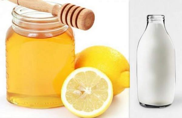 Mặt nạ sữa chua chanh và mật ong cho da dầu