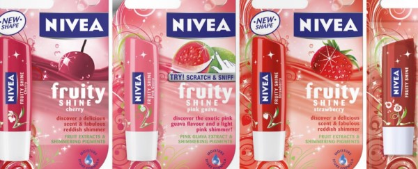Nivea Fruity Shine