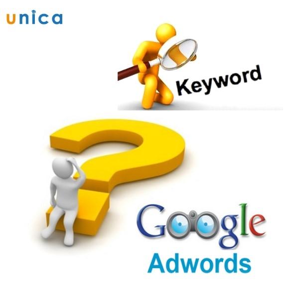 xác định đúng từ khóa mà khách hàng tìm kiếm khi chạy quảng cáo google adwords