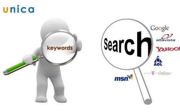 kiểm tra thứ hạng từ khóa bằng các công cụ tìm kiếm