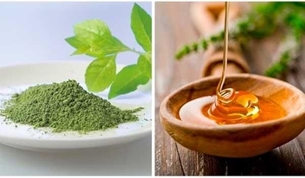 Mặt nạ trà xanh mật ong giúp trị mụn hiệu quả