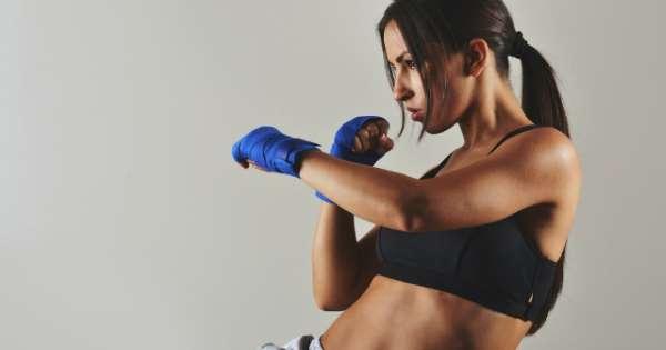 Boxing tác động vào toàn bộ các nhóm cơ giúp bạn cải thiện vóc dáng ngày 8/3