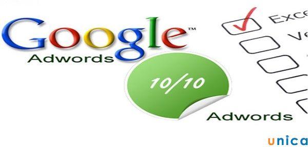 cách tăng điểm chất lượng trong quảng cáo google adwords