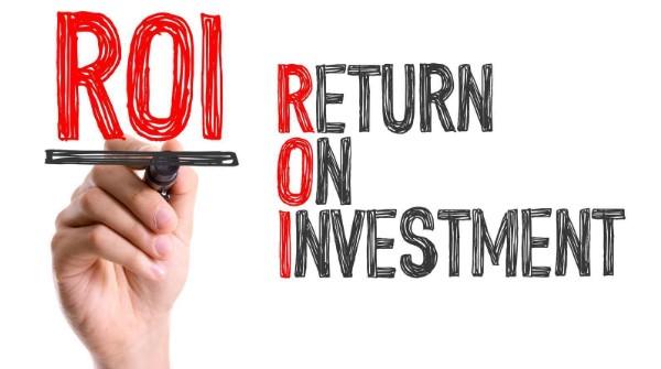 ROI viết đầy đủ là Return On Investment