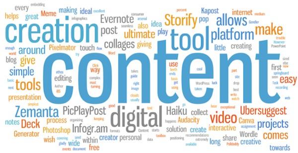 Digital Content (hay còn gọi là Nội dung số)