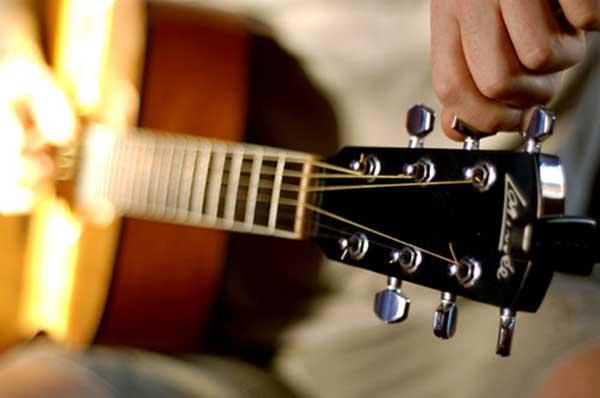 Bạn có thể học đàn guitar online ở bất cứ nơi đâu