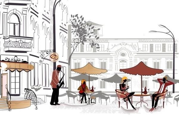 Vị trí mặt bằng kinh doanh quán cafe