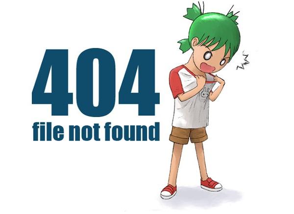 lỗi 404 trong SEO là gì