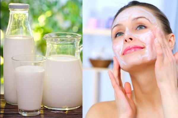 Bạn chỉ nên đắp mặt nạ sữa tươi khoảng 15-20 phút sau đó rửa mặt thật sạch