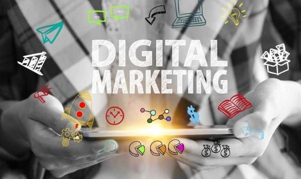 Digital Marketing là tiếp thị trên nền tảng kỹ thuật số