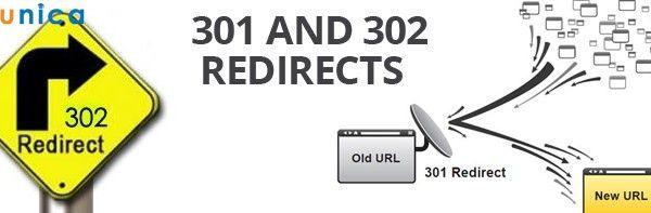 khi nào nên sử dụng chuyển hướng 301 và 302