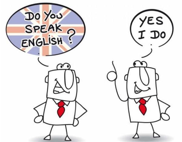 Tiếng Anh là ngôn ngữ chung của các nước trên thế giới