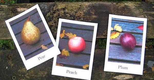 Học tên các loại trái cây bằng tiếng Anh đi kèm với hình ảnh