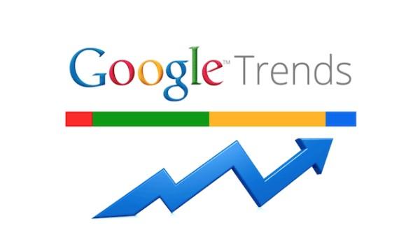 công cụ nghiên cứu từ khóa Google Trends