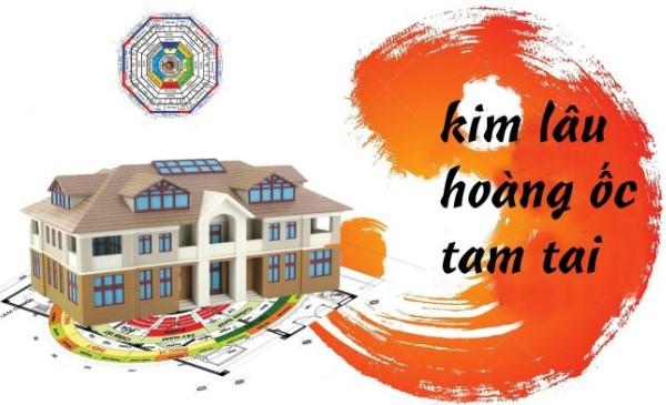 Dựa vào 3 yếu tố Kim lâu, Hoàng ốc, Tam tai để xem bạn có hợp tuổi xây nhà hay không