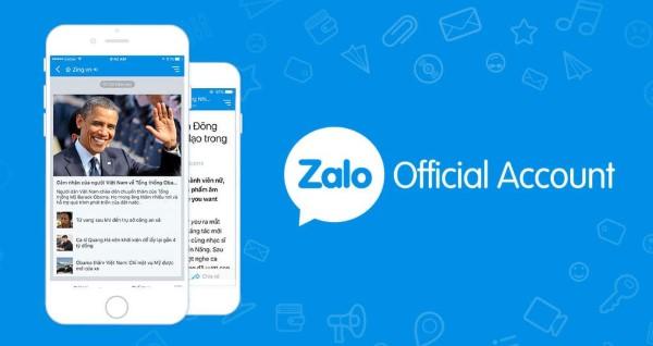 Mỗi tài khoản Zalo cá nhân có thể tạo được nhiều tài khoản Official Account